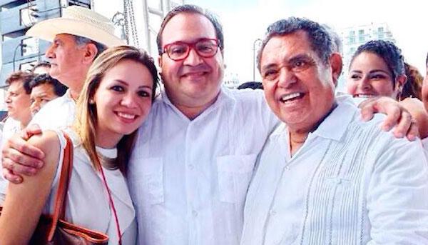 Natalia Callejas javier Duarte