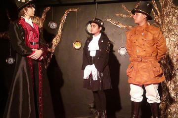 Américo  obra teatro 2
