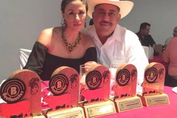 Molina y Rosy Guízar