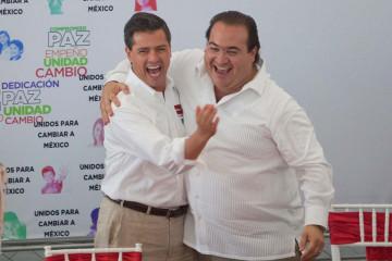 Peña Nieto Duarte de Ochoa By Miguel Dimayuga