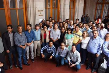 Alcaldes Palacio