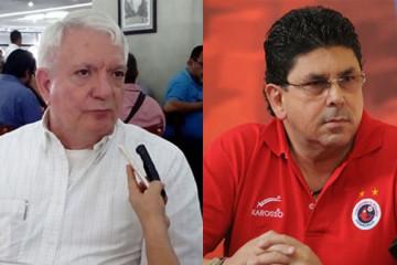 Sergio Lara y Tibu