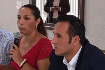 Cinthya y Sergio