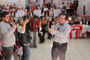 Pepe Yunes en evento