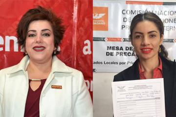 Rosalinda y Maribel