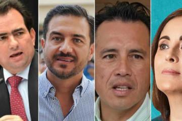 Pepe Yunes, Yunes Márquez, Cui y Sheridan
