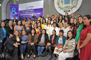 Mujeres 8 marzo