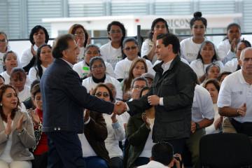 Peña Nieto y Yunes Linares