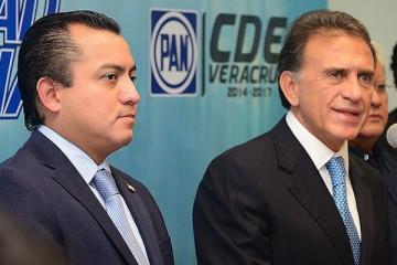Pepe Mancha y Yunes