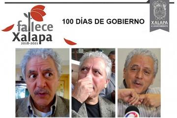 Fallece Xalapa