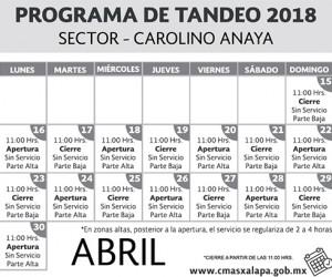 Tandeo Carolino A
