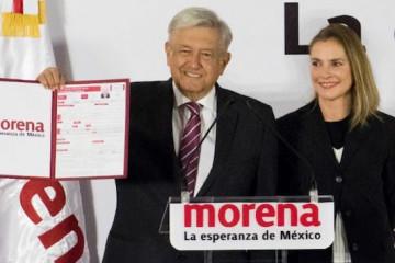AMLO Morena
