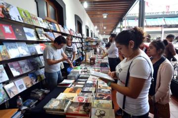 Feria Nacional del Libro Infantil y Juvenil en Xalapa 2018