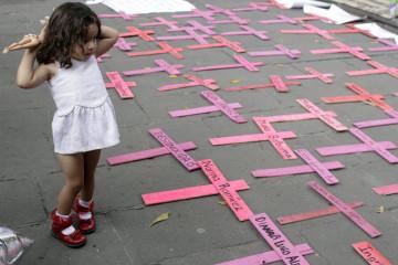 Huérfanos por feminicidios en Veracruz