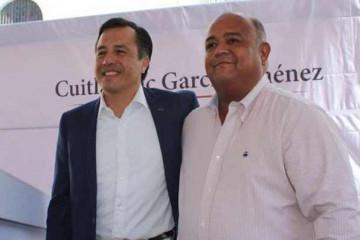 Cuitláhuac y Eric