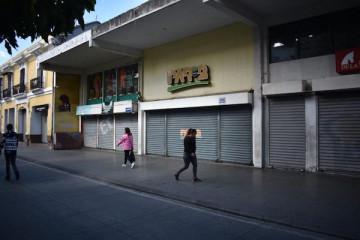 Centro cerrado
