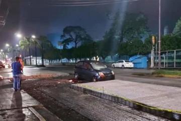 Accidente Bulevar Peñuela
