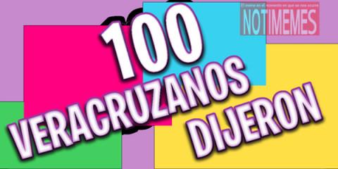 100 veracruzanos políticos