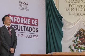 Cuitláhuac Informe