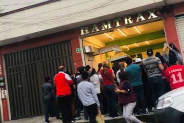 Hamtrax restaurante