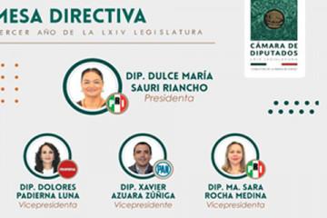 Mesa Directiva