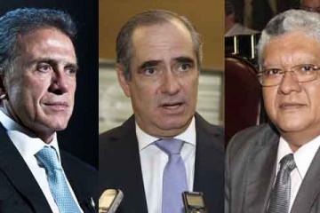 Yunes, Chapo y Julen