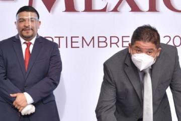 Cazarín y Rios Uribe