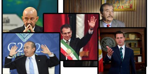 Presidentes AMLO