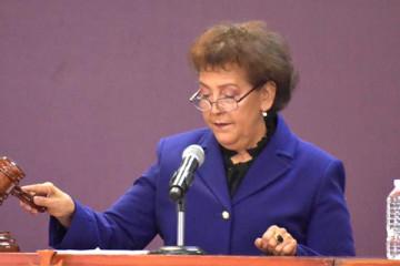 Isabel Inés Romero Cruz, Magistrada