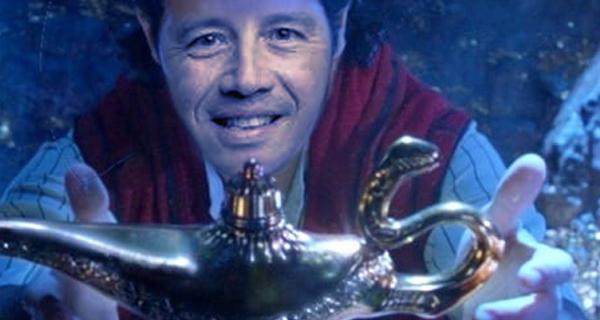 Lampara Aladino