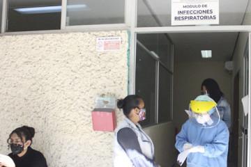 Infecciones IMSS